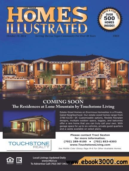 Las Vegas Homes Illustrated - October 2014 free download