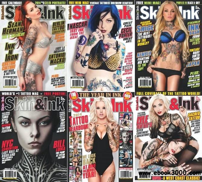Skin&Ink 2014 Full Collection free download