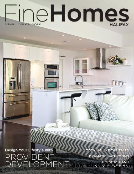 Fine Homes Halifax - Fall 2014 free download