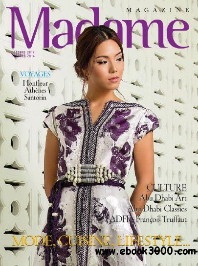 Madame Magazine - October 2014 free download