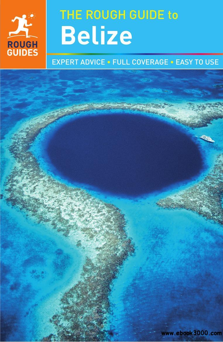 The Rough Guide to Belize free download