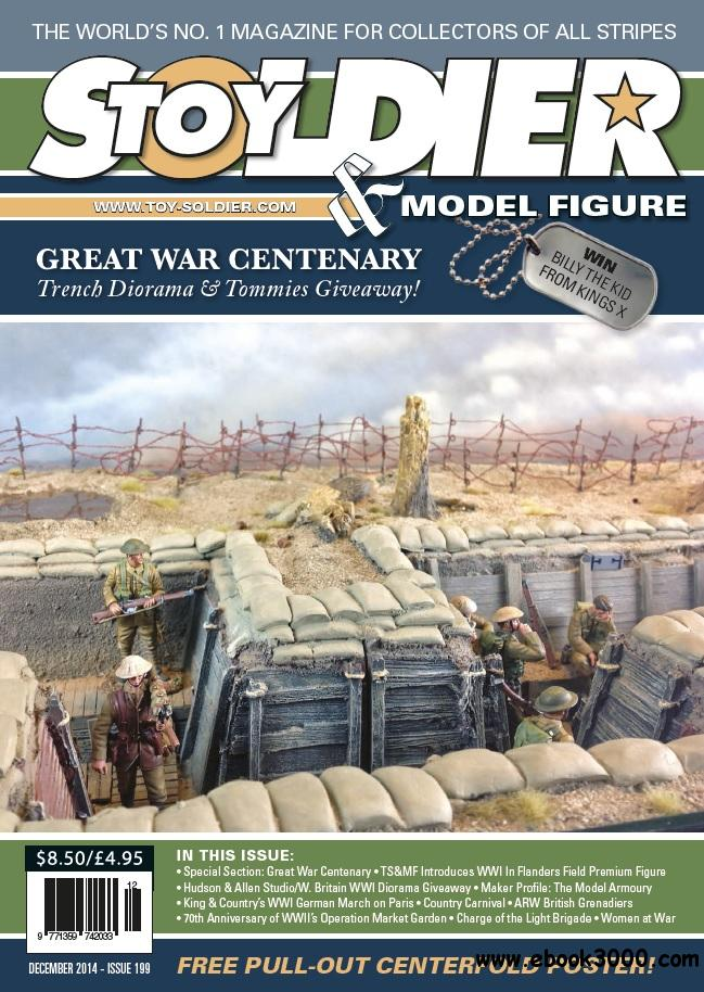 Toy Soldier & Model Figure - December 2014 free download