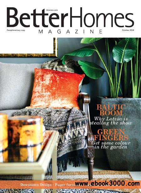 Better Homes Dubai - October 2014 free download