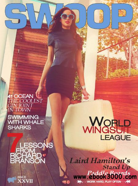 Swoop Magazine issue #27 2014 free download