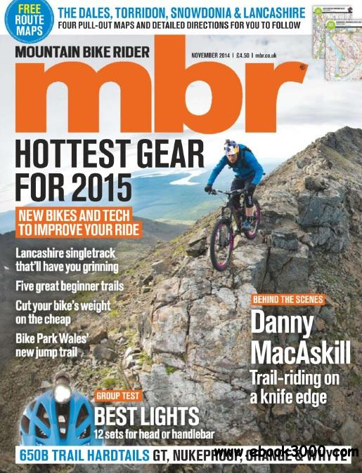 Mountain Bike Rider - November 2014 free download