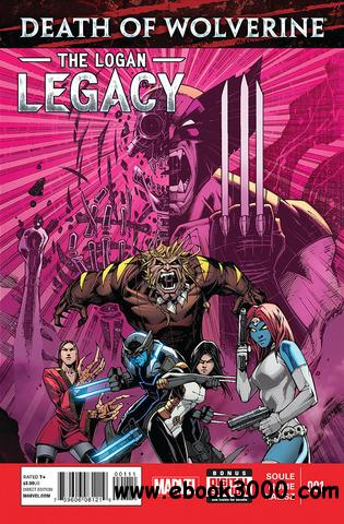 Death of Wolverine - Logan Legacy 001 (2014) free download