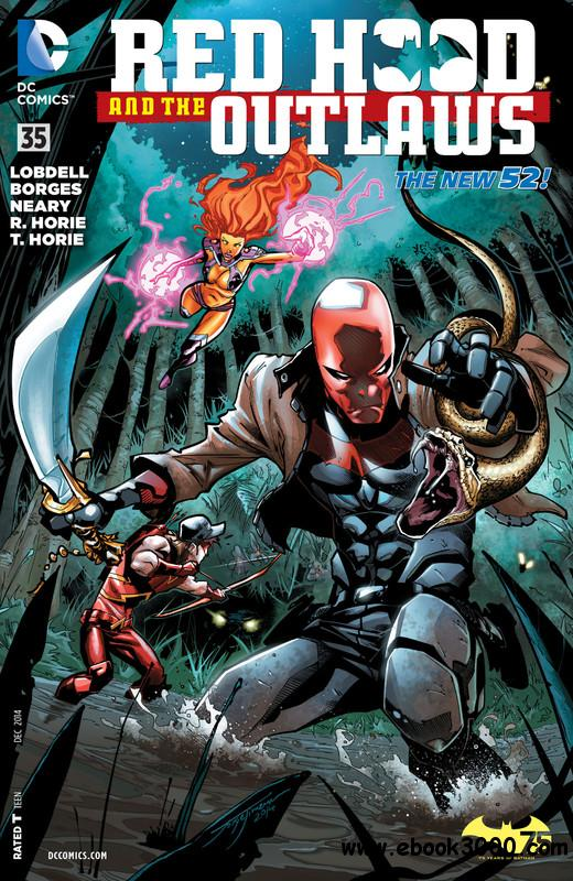 Red Hood and the Outlaws 035 (2014) free download