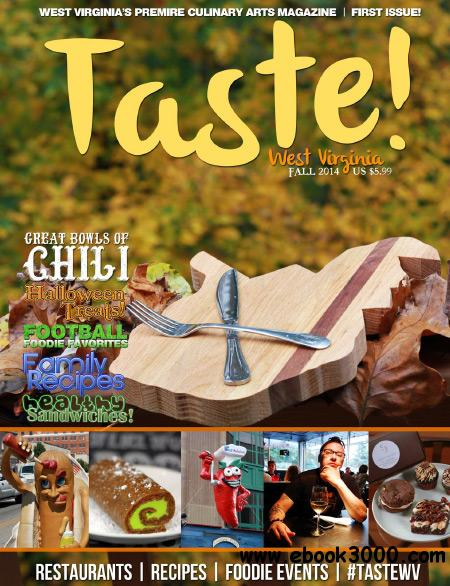 Taste! West Virginia - Fall 2014 free download