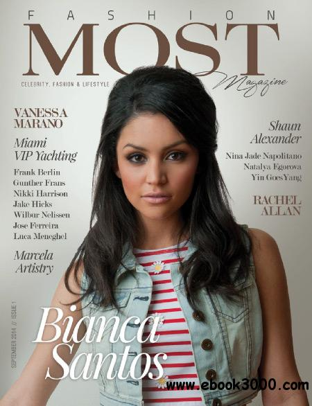 Fashion Most #01 - September 2014 free download