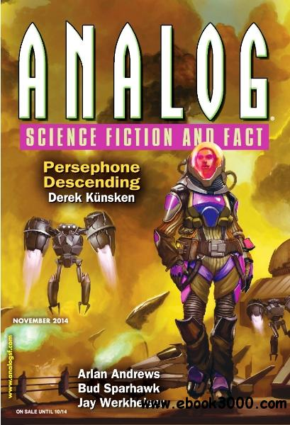 Analog Science Fiction and Fact - November 2014 download dree