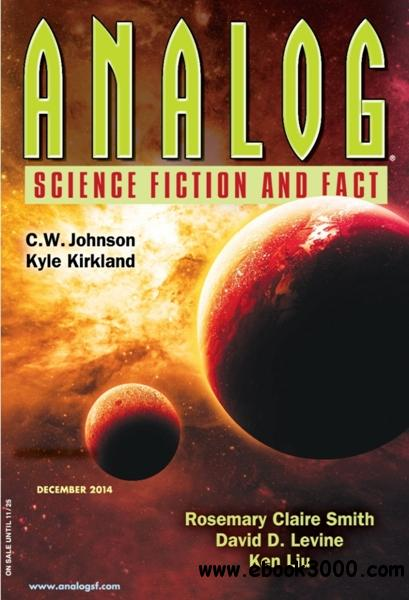 Analog Science Fiction and Fact - December 2014 free download