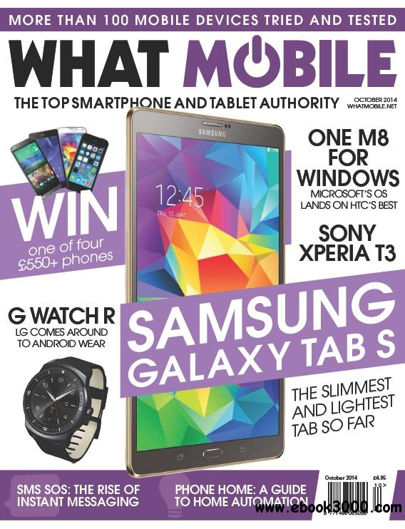 What Mobile - October 2014 free download