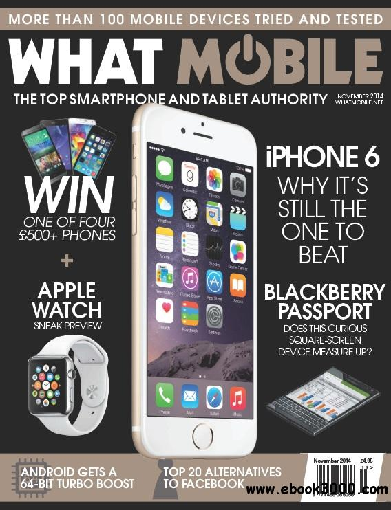 What Mobile - November 2014 free download
