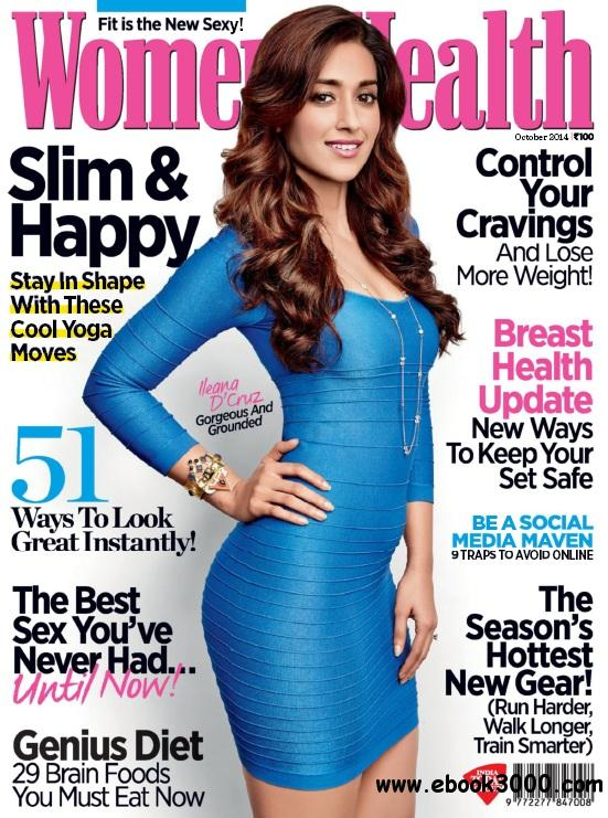 Women's Health India - October 2014 free download