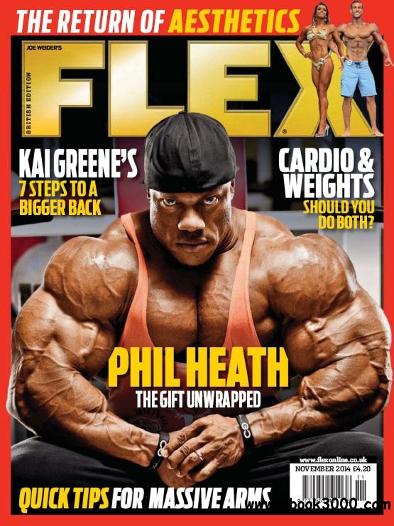 Flex Magazine UK - November 2014 free download