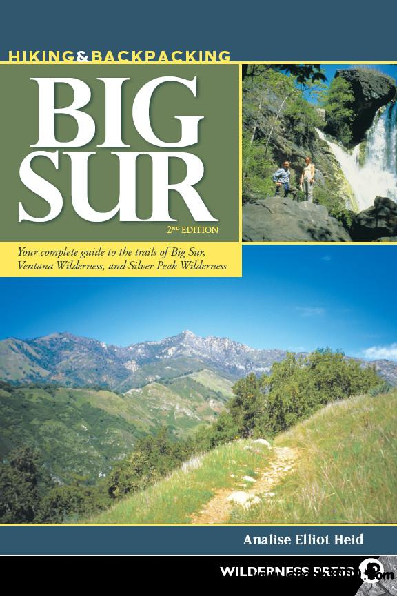 Hiking and Backpacking Big Sur free download