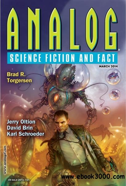 Analog Science Fiction and Fact - March 2014 free download