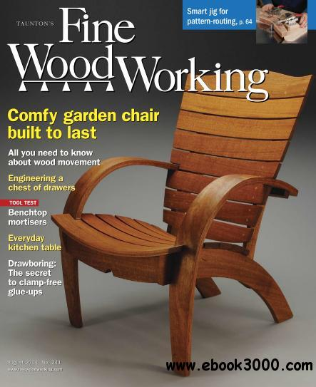 Fine Woodworking #241 - July/August 2014 - Free eBooks ...