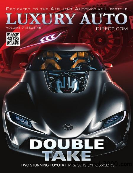 Luxury Auto Direct Volume 7 Issue 46 free download