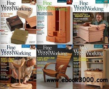 Fine Woodworking - Full Year Collection 2014 (#238-243) free download