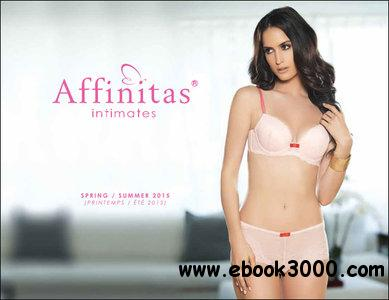 Affinitas Intimates - Lingerie Spring Summer Collection Catalog 2015 free download