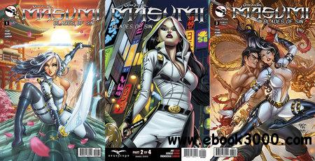 Grimm Fairy Tales Presents: Masumi - Blades of Sin #1-3 free download