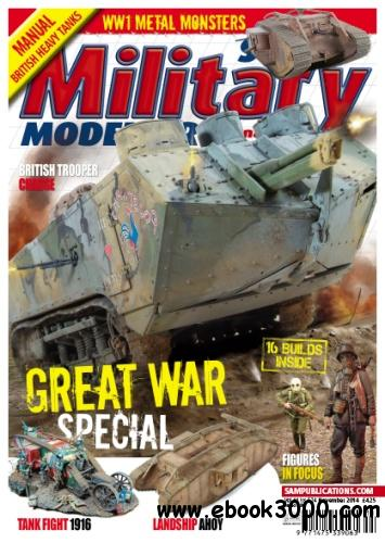 Scale Military Modeller International - November 2014 free download