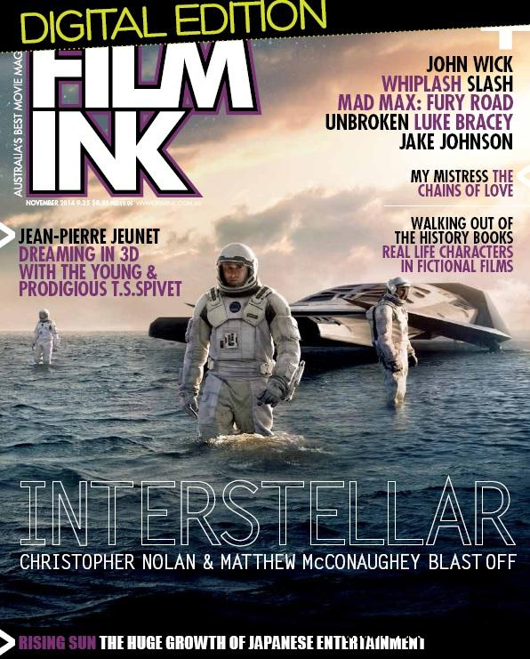 FilmInk - November 2014 free download