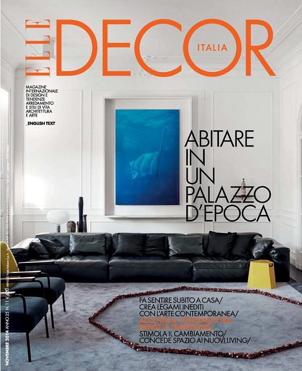 Elle Decor Italia - Novembre 2014 free download