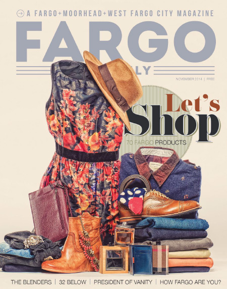 Fargo Monthly - November 2014 free download
