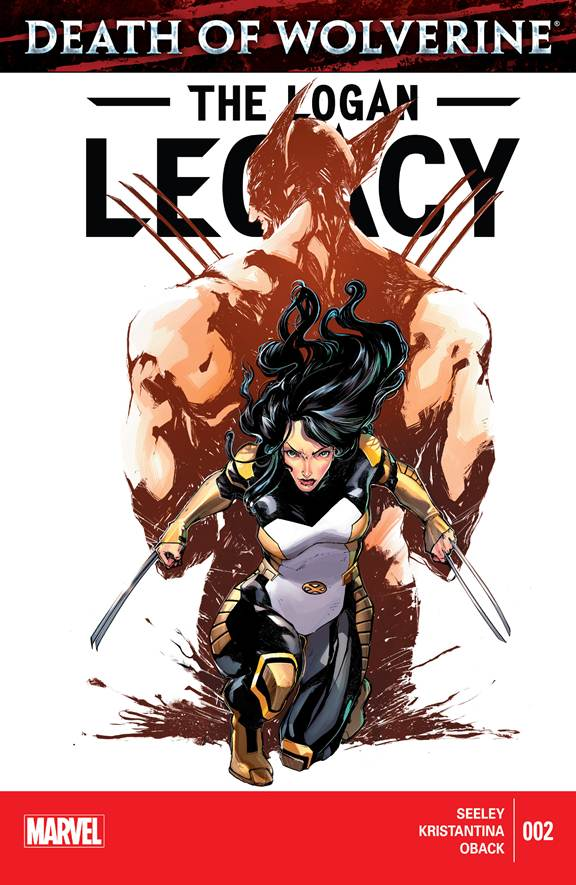 Death of Wolverine - Logan Legacy 002 (2014) free download