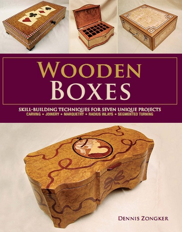 Wooden Boxes: Skill-Building Techniques for Seven Unique Projects free download