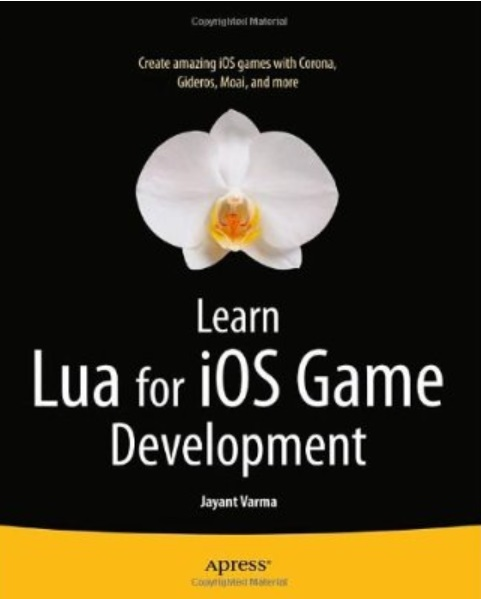 Learn Lua for iOS Game Development free download