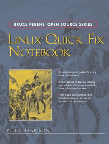 Linux Quick Fix Notebook free download