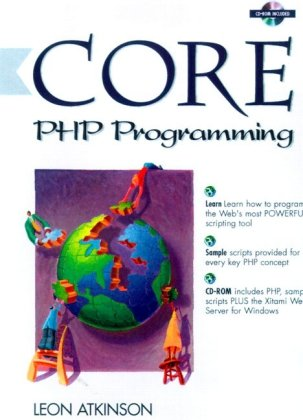 Core PHP Programming (3rd Edition) free download