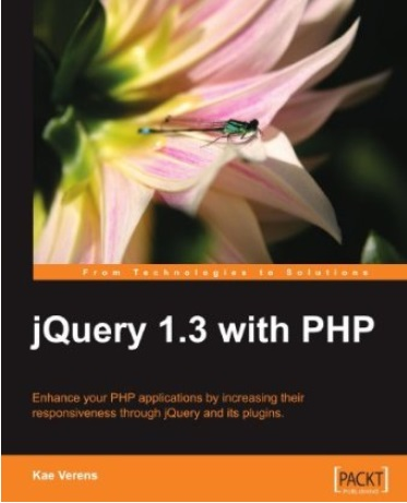 jQuery 1.3 with PHP free download