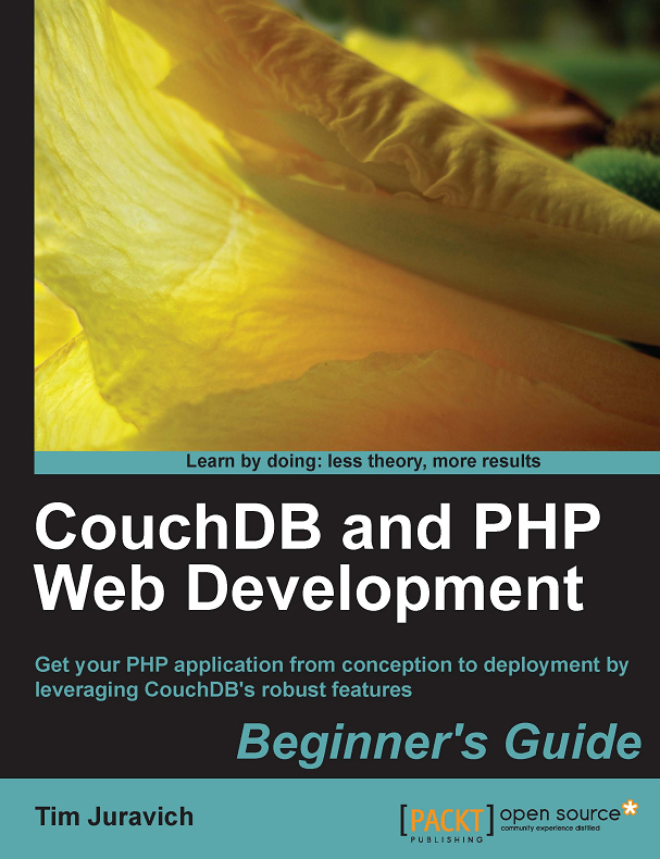 CouchDB and PHP Web Development Beginner's Guide free download