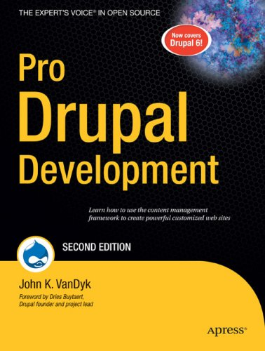 Pro Drupal Development, Second Edition free download