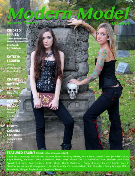 Modern Model - October 2014 free download