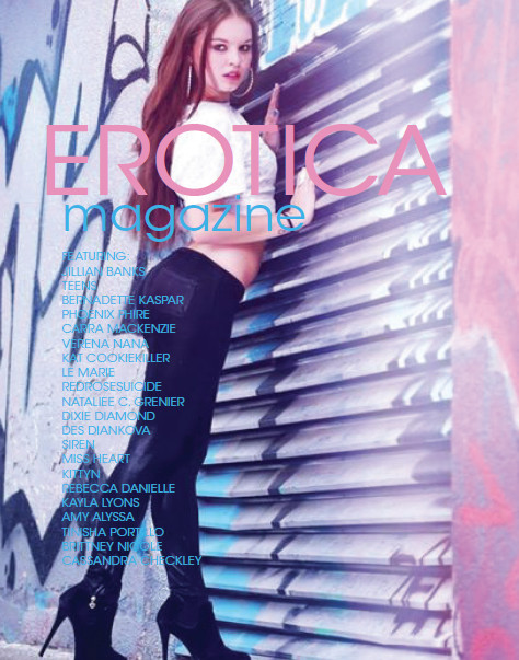 Erotica Magazine #003 2014 free download