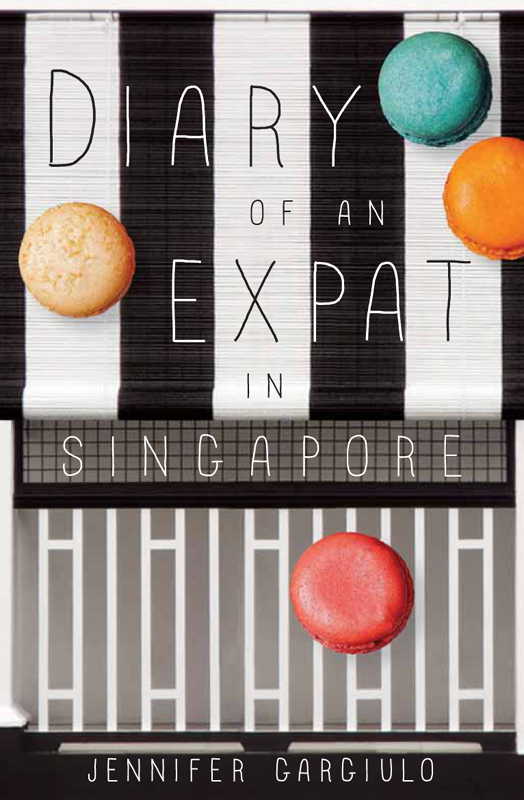 Diary of an Expat in Singapore free download