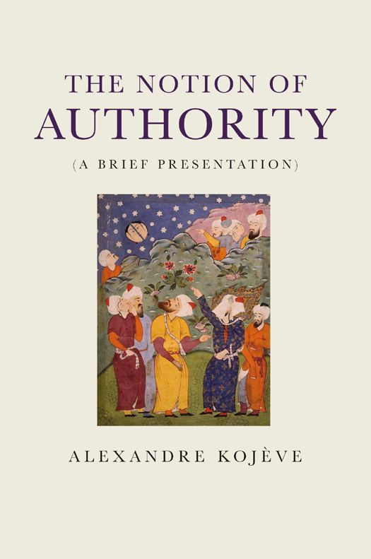 The Notion of Authority free download