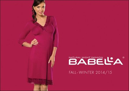 Babella - Lingerie Autumn Winter Collection Catalog 2014-2015 free download