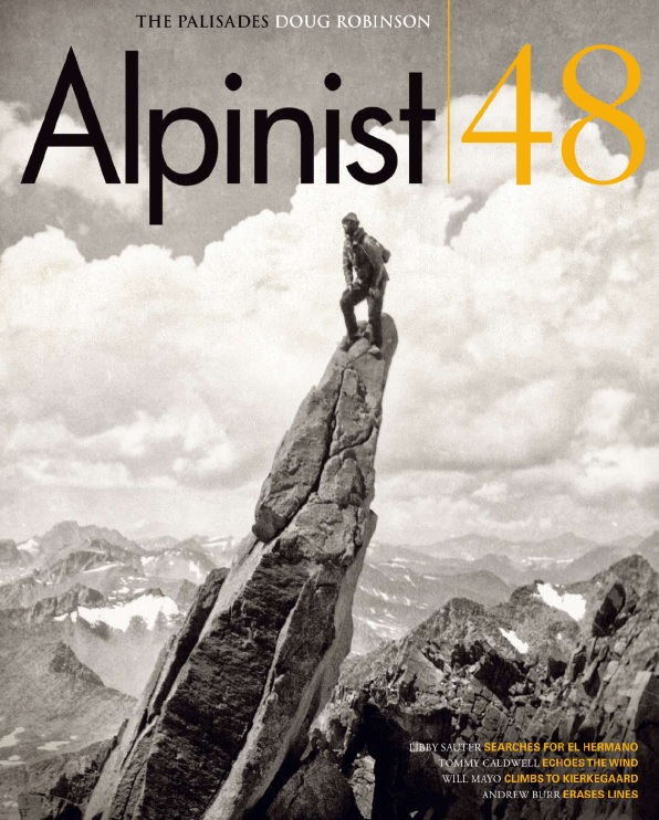 Alpinist Magazine - Winter 2015 free download