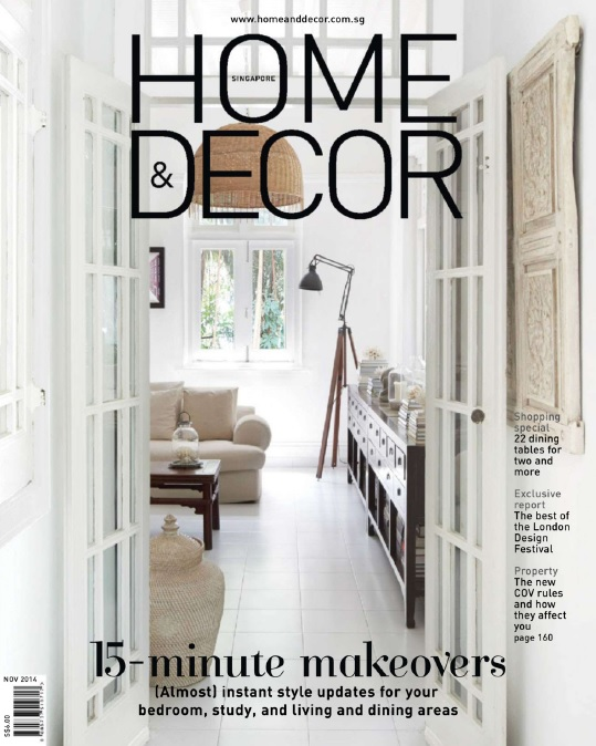 Home decor singapore november 2014 free ebooks download for November home decorations
