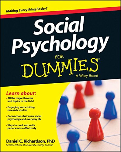 Social Psychology For Dummies free download