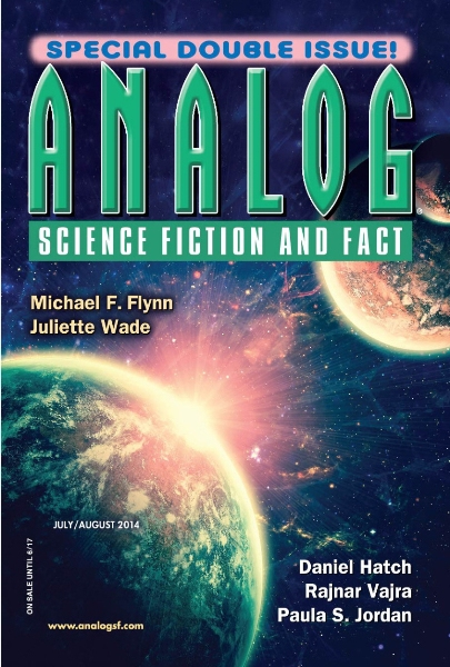 Analog Science Fiction and Fact - July-August 2014 free download