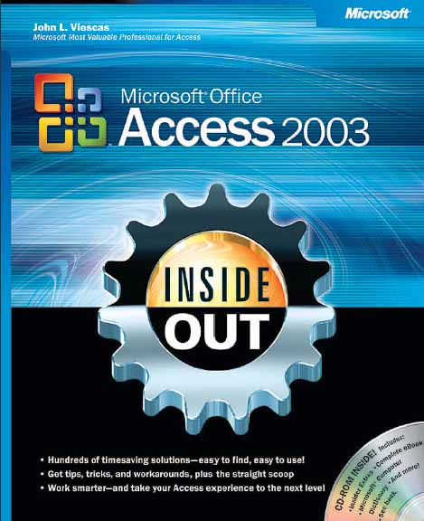 Microsoft Office Access 2003 Inside Out (Bpg-Inside Out) free download