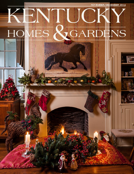 Kentucky Homes & Gardens - November/December 2014 free download