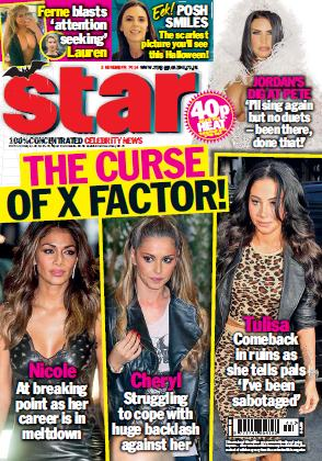 Star Magazine UK - 3 November 2014 free download